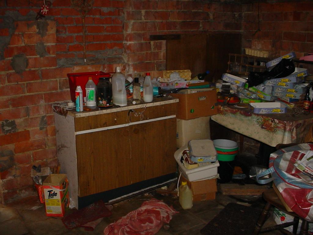 inboedel leegmaken ontruiming ontruimen huis Aarschot
