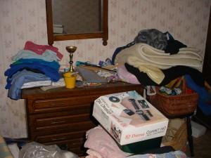inboedel leegmaken ontruiming ontruimen huis Brussel