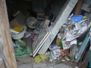 inboedel leegmaken ontruiming ontruimen huis stortpanden Leuven
