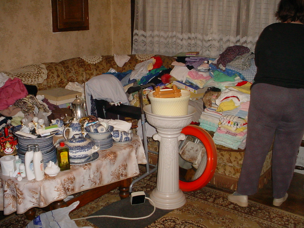 inboedel leegmaken ontruiming ontruimen huis Heist-op-den-Berg